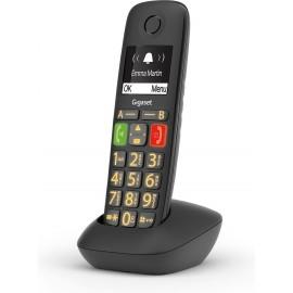 Gigaset E290HX Telefone DECT Preto