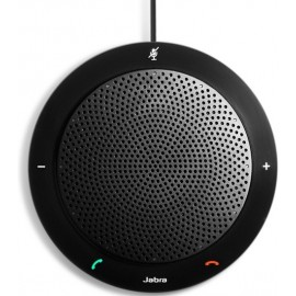 Jabra SPEAK 410 MS telefone de conferência PC Preto USB 2.0