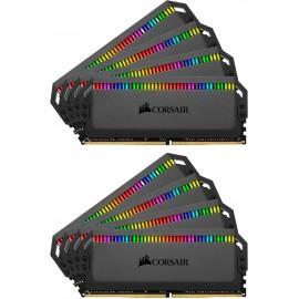 Corsair Dominator Platinum RGB módulo de memória 128 GB DDR4 3600 MHz