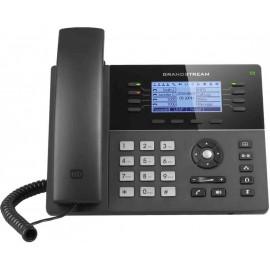 Grandstream Networks GXP-1782 telefone IP Preto Estação com fios LCD