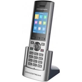 Grandstream Networks DP730 telefone IP Preto, Cinzento Estação sem fios TFT 10 linhas