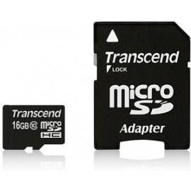 Transcend 16GB microSDHC Class 10 UHS-I cartão de memória
