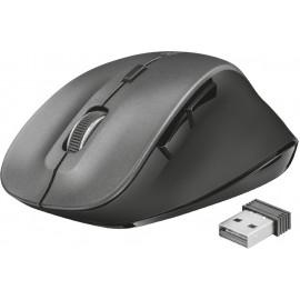Trust Ravan rato USB Óptico 1600 DPI mão direita