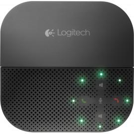 Logitech P710e telefone de conferência Telemóvel Preto USB Bluetooth