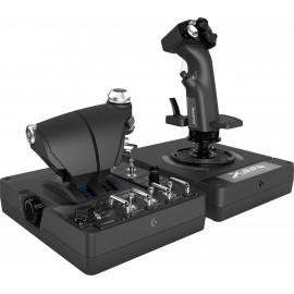 Logitech X56 H.O.T.A.S. USB Preto