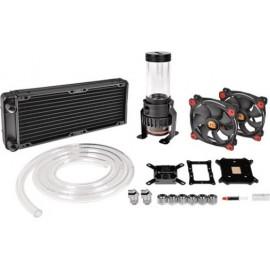 Thermaltake Pacific Gaming R240 refrigerador de água Processador