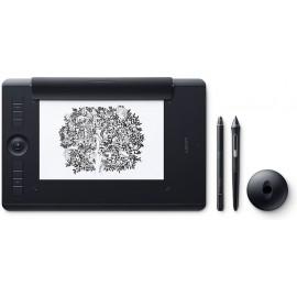 Wacom Intuos Pro Paper mesa digitalizadora 5080 lpi 224 x 148 mm USB Bluetooth Preto