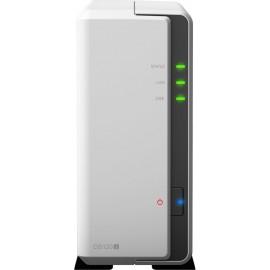 Synology DiskStation DS120j Ethernet LAN Torre Cinzento NAS