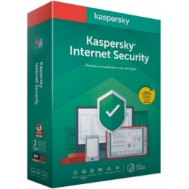 Kaspersky Lab Internet Security 2020 Licença base 1 ano(s)