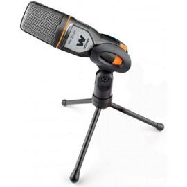 Woxter Mic-Studio Microfone de estúdio Preto, Laranja