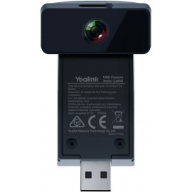 Yealink CAM50 câmara de videoconferência 2 MP 1280 x 720 pixels 30 fps Preto