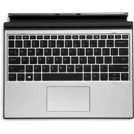 HP Elite x2 G4 teclado para dispositivos móveis Prateado Pogo Pin