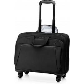 """HP Business Roller Case mala para portáteis 43,9 cm (17.3"""") Capa de carrinho Preto"""