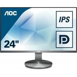"""AOC Value-line I2790VQ BT monitor de ecrã plano 68,6 cm (27"""") 1920 x 1080 pixels Alta definição total LED Cinzento"""