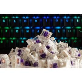 Glorious PC Gaming Race KAI-PURPLE acessório para dispositivos de entrada de dados Keyboard switches