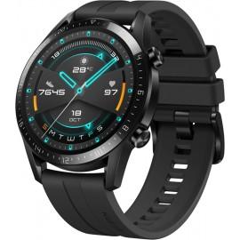 """Huawei WATCH GT 2 relógio inteligente Preto AMOLED 3,53 cm (1.39"""") GPS"""