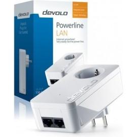 Devolo 550 DUO+ POWERLIN 500 Mbit s Ethernet LAN Branco 1 peça(s)
