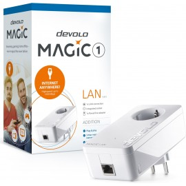 Devolo Magic 1 LAN 1-1 1200 Mbit s Ethernet LAN Branco 1 peça(s)