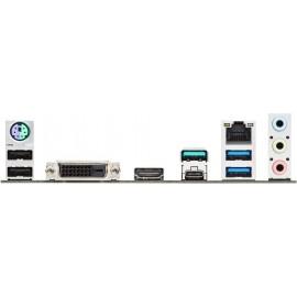 ASUS TUF B450M-PRO GAMING placa mãe Socket AM4 Micro ATX AMD B450