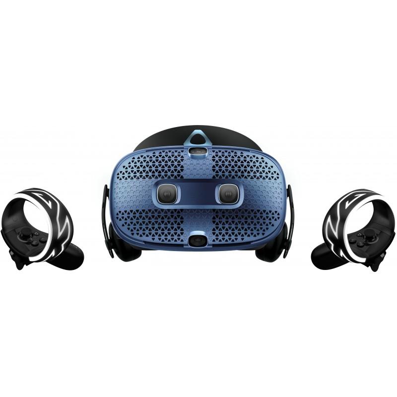 HTC Cosmos Virtual Reality Headset Capacete de visualização dedicado Azul, Azul royal