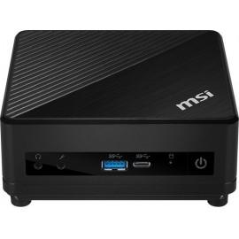 MSI Cubi 5 10M-007BEU i7-10510U 1,8 GHz 0.84L sized PC Preto