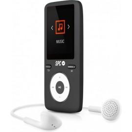 SPC 8488D leitor MP3 MP4 Leitor MP4 Preto 8 GB
