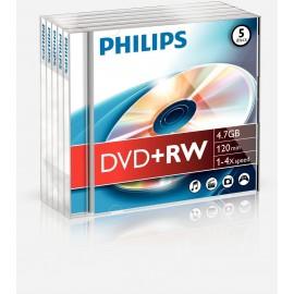 Philips DVD+RW DW4S4J05F 10