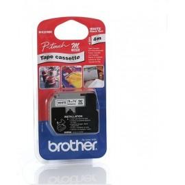 Brother MK221SBZ Labelling Tape (9mm) etiquetadora M
