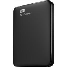 Western Digital WD Elements Portable disco externo 750 GB Preto