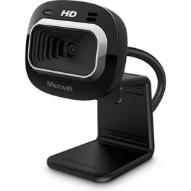 Microsoft LifeCam HD-3000 for Business webcam 1 MP 1280 x 720 pixels USB 2.0 Preto