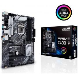 ASUS PRIME Z490-P LGA 1200...