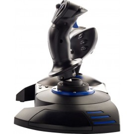 Thrustmaster T.Flight Hotas 4 Joystick PC,PlayStation 4 Digital USB 2.0 Preto, Azul