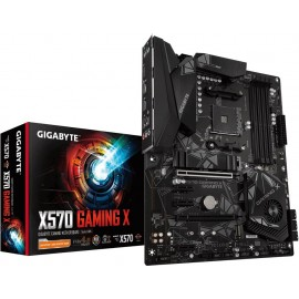 Gigabyte X570 GAMING X (rev. 1.0) placa mãe Socket AM4 ATX AMD X570
