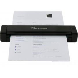 I.R.I.S. IRIScan Executive 4 600 x 600 DPI Scanner com alimentação por folhas Preto A4