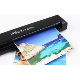 I.R.I.S. IRIScan Express 4 1200 x 1200 DPI Scanner com alimentação por folhas Preto A4