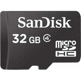 Sandisk 32GB MicroSDHC cartão de memória