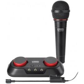 Creative Labs Sound Blaster R3 gravador de aúdio digital 24 bit 48 kHz Preto, Vermelho