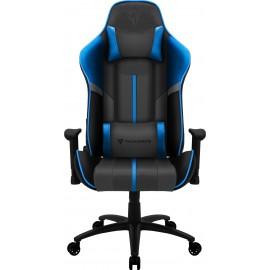 ThunderX3 BC3 Boss Cadeira de jogos universal Azul, Cinzento