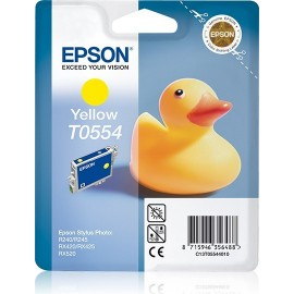 Epson Duck Tinteiro Amarelo T0554