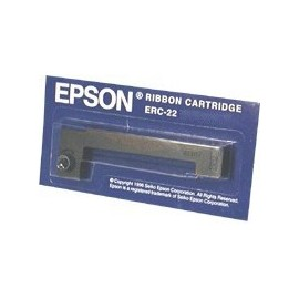 Epson ERC22B Fita para série M-180 190, longa duração, preto