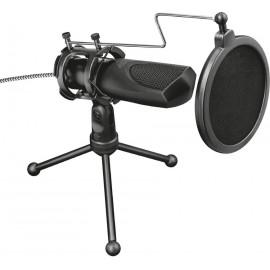 Trust GXT 232 Mantis Microfone para PC Preto