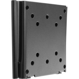 """TooQ LP1023F-B suporte de parede de ecrãs planos 58,4 cm (23"""") Preto"""