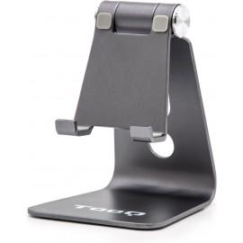TooQ PH0001-G suporte Telemóveis smartphone, Tablet UMPC Cinzento Suporte ativo para telemóvel
