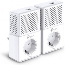 TP-LINK TL-PA7010P KIT 1000 Mbit s Ethernet LAN Branco 2 unidade(s)