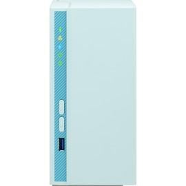 QNAP TS-230 servidor NAS e de armazenamento RTD1296 Ethernet LAN Tower Azul