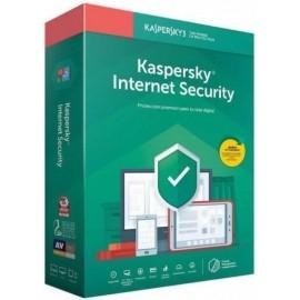 Kaspersky Lab Kaspersky Internet Security 2020 Licença base 2 licença(s) 1 ano(s) Espanhol