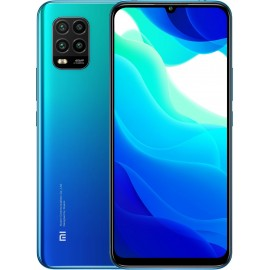 "Xiaomi Mi 10 Lite 16,7 cm (6.57"") 6 GB 128 GB Dual SIM híbrido 5G USB Type-C Azul Android 9.0 4160 mAh"