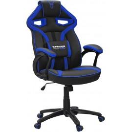 Woxter Stinger Station Alien Cadeira de jogos para PC Assento acolchoado Preto, Azul