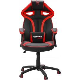 Woxter Stinger Station Alien Cadeira de jogos para PC Assento acolchoado Preto, Vermelho