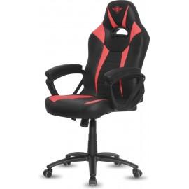 Spirit of Gamer Fighter Cadeira de jogos para PC Assento acolchoado Preto, Vermelho